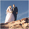 The Fake Red Rock Canyon Wedding